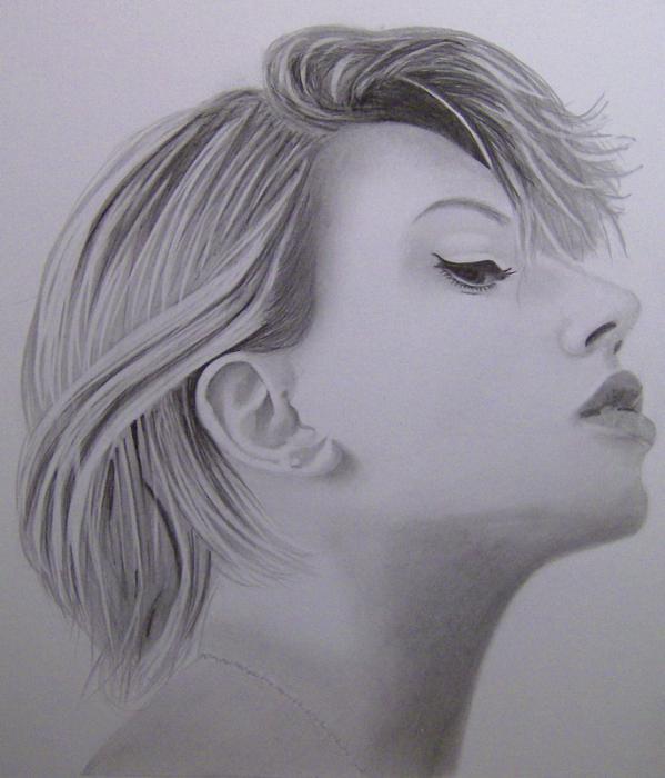 Scarlett Johansson par jsmithjr